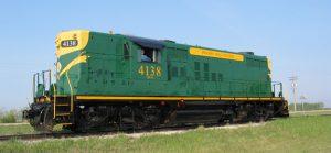 4138 Diesel Engine