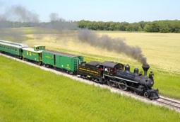 Prairie Dog Central Railway Charters