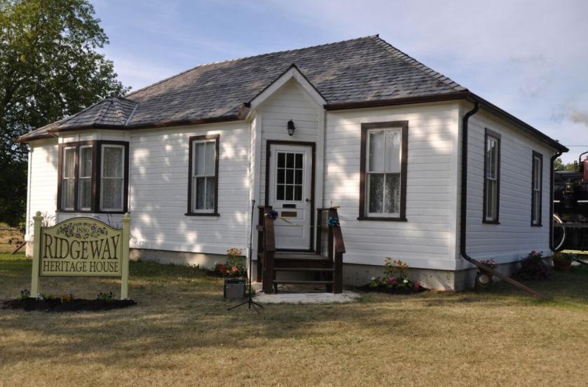 Ridgeway Heritage House