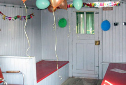 Party Caboose