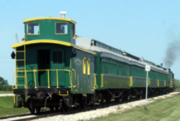 Ride the Caboose